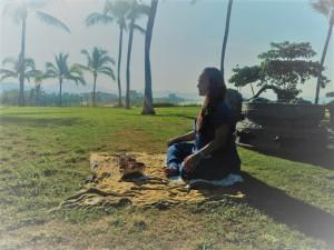 Alejandra Cerdas Meditación 2